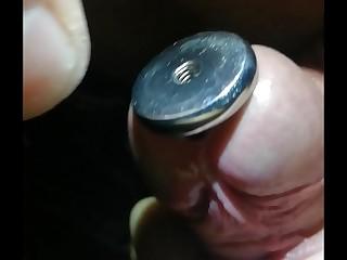 15 mm Rillen Plug im Schwanz