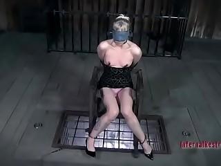 Punished Sarah