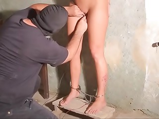 Luna in electro torture pt3