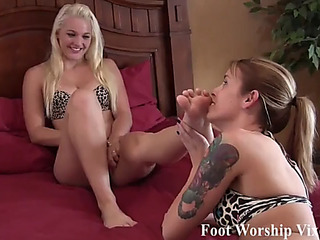 I am willing for my roommate to worship my feet