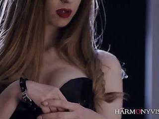 Stella cox dominates her sufferer