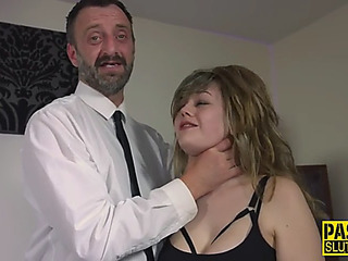 Sub whore sadomasochism drilled hard