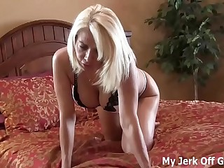 You will love jerking it for me JOI