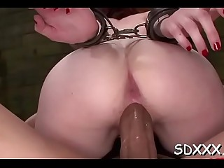 Hottempered girlfriend Emma Evins actively fucked