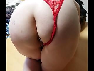 White BDSM slave serves Black Master