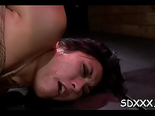Worshipped Mia Li adores stick insertion