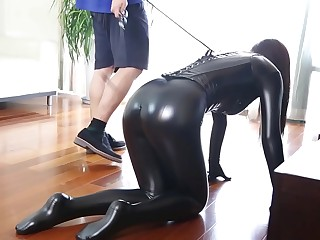 follow our tw:@fetishslavestudio Fetish slave girl