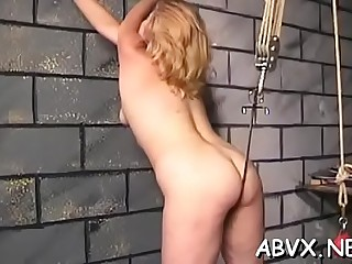 Sexual maiden is making a solo erotic video