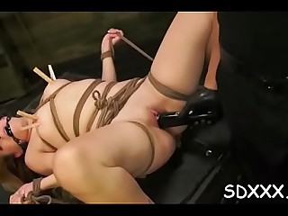 Spicy darling getting face fucked