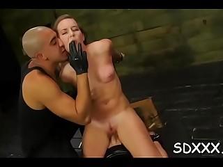 Elegant Charli Acacia gets penetrated