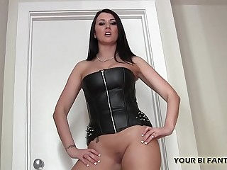 You are going to suck cock for me you little slut