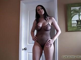 I love teasing little cum slurping sluts like you CEI