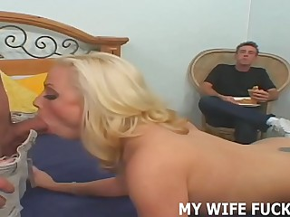 Your wifey needs more dick than you can provide