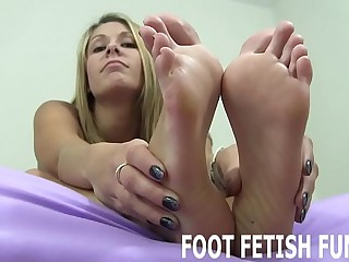 I have determined to let you play with my soles